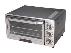 Cuisinart TOB-40 Stainless Steel Custom Classic Toaster Oven Broiler