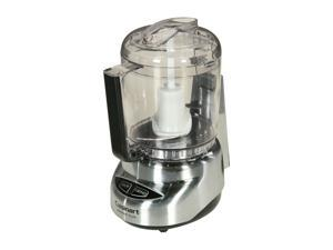 Cuisinart DLC-4CHBFR Stainless steel Mini-Prep Plus 4-Cup Food Processor