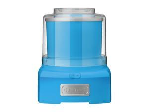 Cuisinart ICE-21BLSLT Automatic Frozen Yogurt Ice Cream Maker Blue