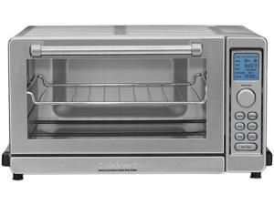 Cuisinart TOB-135 Stainless Steel Deluxe Convection Toaster Oven Broiler