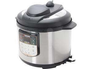 TATUNG TPC-5L 5L Pressure Cooker with Inner Pot - Stainless Steel