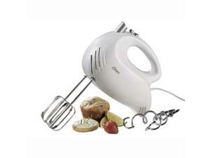 Oster 2500 5 Speed Hand Mixer White