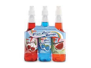 Back to Basics SIT10807 Snow Cone Syrup 3 Packs