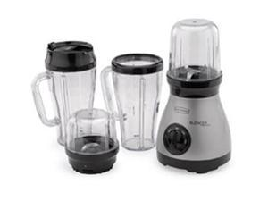 Back to Basics BPE3BRAUS Silver < 25 oz. Jar Size Blender Express Plus