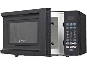 WESTINGHOUSE WCM770WB 0.7 cu Ft 700 Watt Counter Top Microwave Oven, Black