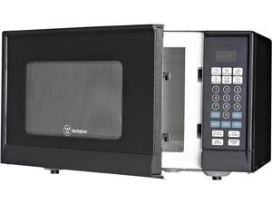 Westinghouse WCM990B , 0.9 Cubic Feet  900 Watt Counter Top Microwave Oven, Black