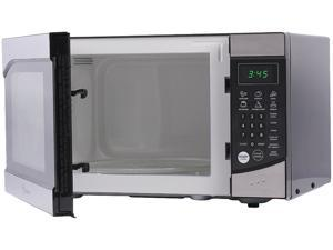 WESTINGHOUSE 900 Watts 0.9 cu Ft Microwave - Black/SS Front WM009