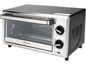 Westinghouse WTO2010S Stainless Steel 4 Slice 10 Liter Toaster Oven