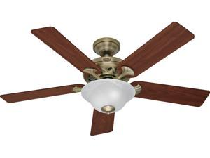 Hunter 22455 The Brookline Ceiling Fan - 52""
