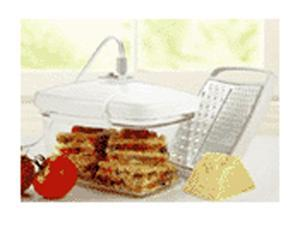 FoodSaver T02-00079-010 2 Quart Canister w/ Cheese Grater
