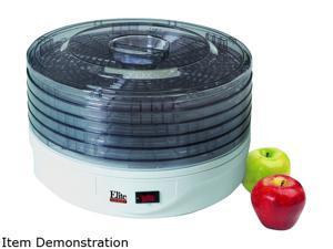 MAXI-MATIC EFD-1010 White 5-Tier Food Dehydrator