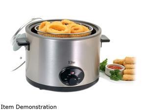 Maxi-Matic EDF-1300 5Qt. Multi-Cooker Deep Fryer