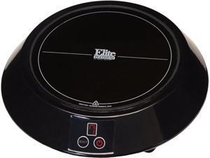 Elite EIND-88 Portable Induction Cooktop Burner (Black)