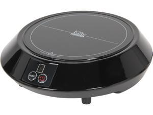 Maxi-Matic Elite EIND-88B 800 Watts Portable Induction Cooktop Burner