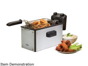 MAXI-MATIC EDF-3500GR 3.5 Qt. Deep Fryer with Glass Panel Exterior