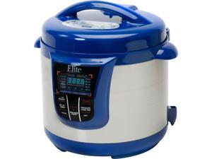 Elite EPC-808BL 8-Quart Digital Pressure Cooker