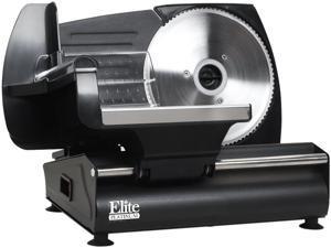MAXI-MATIC EMT-503B Black Classic Electric Food Slicer