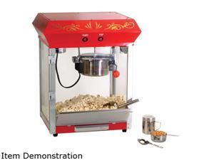 Elite EPM-450 Red 4 oz. Tabletop Popcorn Maker