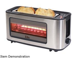 MAXI-MATIC  ECT153  Stainless Steel  2 Slice Toaster - Stainless Steel