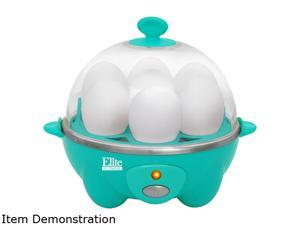 Maxi-Matic EGC-007T Elite Cuisine Automatic Easy Egg Cooker