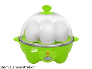 Maxi-Matic  EGC-007G  Green  Elite Cuisine Automatic Easy Egg Cooker