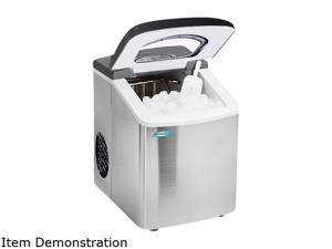 Maxi-Matic MIM-18 Mr. Freeze  Portable Ice Maker Stainless Steel