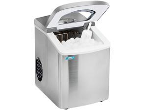 Maxi-Matic MIM-18SS Mr. Freeze Stainless Steel Portable Ice Maker