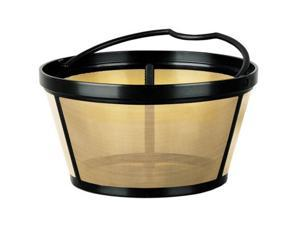 MR. COFFEE GTF2-1 Gold Basket Permanent Gold Filter