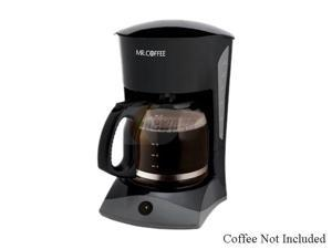 MR. COFFEE SK13-NP Black 12-Cup Switch Coffeemaker