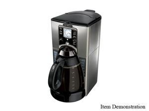 MR. COFFEE FTXSS43GTF-1 Stainless steel 12 Cup Coffeemaker