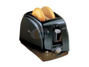 Sunbeam Product Inc. 3910-100 Black 2 Slice Wide Slot Toaster