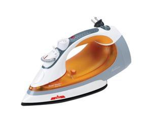 Sunbeam 4231 Steam Master Iron with Securecord Retractable Cord Yellow