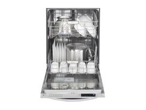 LG LDF7932ST Fully Integrated SteamDishwasher with SignaLight LED Cycle Indicators Stainless Steel
