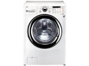 LG WM3987HW 4.2 cu.ft. White Front Load Washer / Dryer Combo