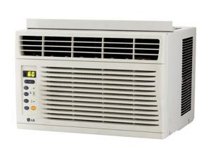LG LW6012ER 6,000 Cooling Capacity (BTU) Window Air Conditioner