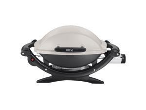 Weber Q100 Gas Grill 386002 Black
