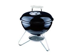 Weber Smokey Joe Silver Charcoal Grill 10020 Black