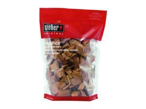 weber 17006 Cherry Wood Chips 3 lb. Bag