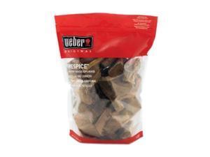 weber 17007 Cherry Wood Chunks 5 lb. Bag