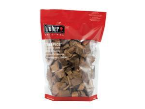 weber 17002 Pecan Wood Chips 3 lb. Bag