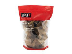 weber 17003 Pecan Wood Chunks 5 lb. Bag