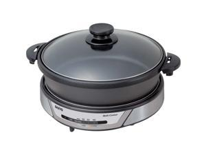 SANYO HPS-MC3 Stainless Steel 3-in-1 Electric Multi-Cooker
