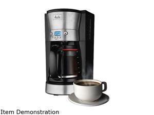 Hamilton Beach 46893 Black/Steel 12 cup Coffeemaker