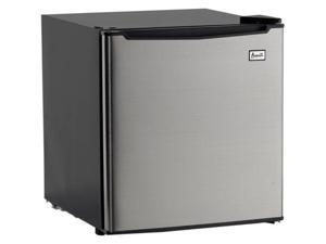 Avanti 1.7 Cu. Ft. Compact Fridge Black RM1722PS