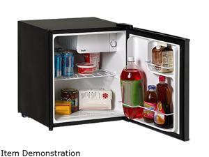 Avanti 1.7 cu. ft. Refrigerator Black RM1731B