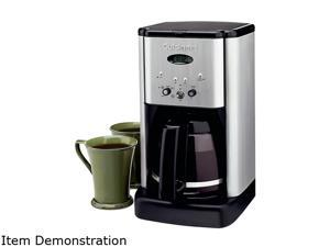 Cuisinart DCC-1200C Brushed Stainless Brew Central 12-Cup Programmable Coffeemaker