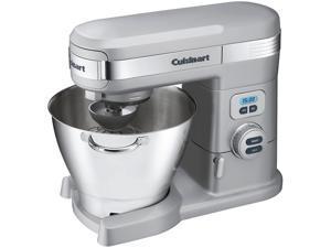 Cuisinart SM-55BCC 5.5 Quart Stand Mixer Silver