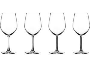 Cuisinart  CG-02-S4AP  Advantage Glassware Essentials Collection All Purpose/Red Wine Glasses, Set of 4