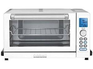Cuisinart TOB-135W White Deluxe Convection Toaster Oven Broiler