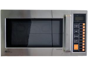 Royal Sovereign 1000 Watts 0.9 cu. ft. Commercial Microwave, 1000 Watts RCMW1000-25SS Stainless Steel